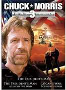 Chuck Norris Three Film Collection , Chuck Norris