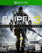 Sniper Ghost Warrior 3: Season Pass Edition for Xbox One