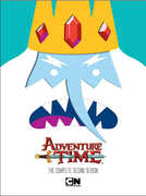 Adventure Time: The Complete Second Season , John DiMaggio