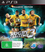 Rugby Challenge 3 - Wallabies Edition for PlayStation 3 [Import]