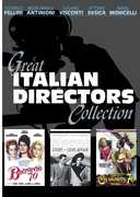 Great Italian Directors Collection , Marcello Mastroianni