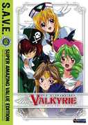 UFO Ultramaiden Valkyrie: Seasons 3 and 4 - S.A.V.E , Monica Rial