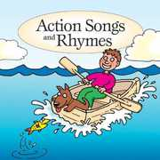 Action Songs & Rhymes /  Various , Various Artists