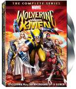 Wolverine and the X-Men: The Complete Series , James Patrick Stuart