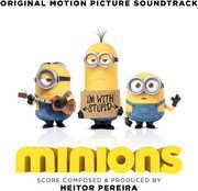 Minions (Original Soundtrack) , Heitor Pereira