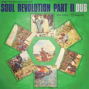 Soul Revolution II Dub , Bob Marley