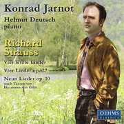 Lieder , Konrad Jarnot