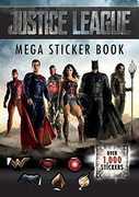 Justice League Mega Sticker Book (DC)