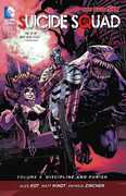 Suicide Squad, Vol 4: Discipline and Punish (The New 52) (DC) , Andy Owens