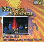 Jazz Fest 2010 , The Blind Boys of Alabama