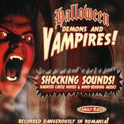 Halloween Demons & Vampires , Various Artists