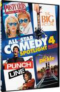 All-Star Comedy Spotlight: Four Movie Collection