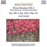 Piano Sonatas 30-32 , Jen  Jand