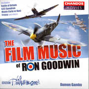 Film Music of Ron Goodwin , BBC Philharmonic Orchestra