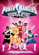 Power Rangers In Space, Vol. 1