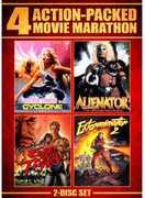 Action-Packed 4 Movie Marathon: Volume 1 , Robert Ginty