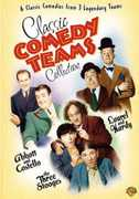Classic Comedy Teams: Hosted By Steve Allen , Bud Abbott