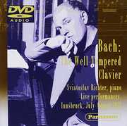 Bach, J.s.: 48 Preludes & Fugues - Live In , Sviatoslav Richter
