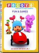 Pocoyo: Fun & Games , Pocoyo