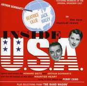 Inside USA & Band Wagon /  O.B.C. , Beatrice Lillie