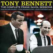 Complete Frank Devol Sessions [Import] , Tony Bennett