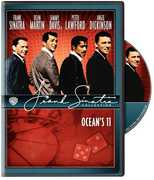 Ocean's 11 [1960] [Standard] [Repackaged] [New Artwork] , Sammy Davis, Jr.