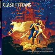 Clash of the Titans (Original Soundtrack) , Laurence Rosenthal