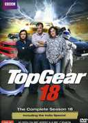 Top Gear 18: The Complete Season 18 , James May