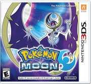 Pokémon Moon for Nintendo 3DS