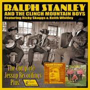 Complete Jessup Recordings Plus , Ralph Stanley & The Clinch Mountain Boys