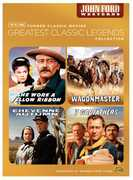 TCM Greatest Classic Legends Film Collection: John Ford , John Wayne