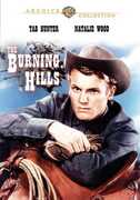 The Burning Hills , Tab Hunter