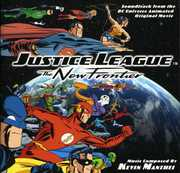 Justice League: The New Frontier , Various Artists