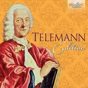 Telemann Edition , Various Artists