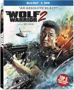 Wolf Warrior 2 , Frank Grillo