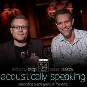 Acoustically Speaking - Live at Feinstein's /  54 Below , Adam Pascal