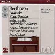 Favorite Piano Sonatas , Alfred Brendel