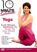 10 Minute Solution: Yoga , Lara Hudson