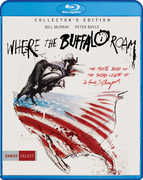 Where the Buffalo Roam (Collector's Edition) , Bill Murray