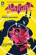 Batgirl, Vol 2: Family Business (DC)