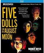 Five Dolls For An August Moon: Remastered Edition , Ira VonFurstenberg