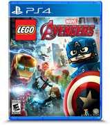 LEGO Marvel Avengers for PlayStation 4