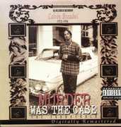 Murder Was the Case (Original Soundtrack) [Explicit Content] , Various Artists