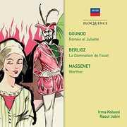Gounod Berlioz Massenet: Arias & Duets [Import]