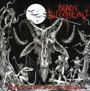 Upheaval of Satanic Might , Black Witchery