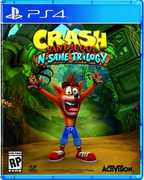 Crash Bandicoot: N Sane Trilogy for PlayStation 4