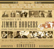 Sounds Like Jimmie Rodgers [Box Set] [Remastered] , Various Artists