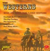 Western Films & Music & Song (Original Soundtrack) [Import] , Various Artists