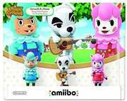 Amiibo: Animal Crossing Cards - Series 3 (6 Pack) for Nintendo Wii U