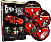 Captain Scarlet and the Mysterons: The Complete Series , Sylvia Anderson